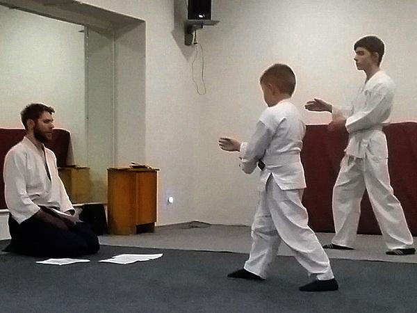 Айкидо дети 7 лет