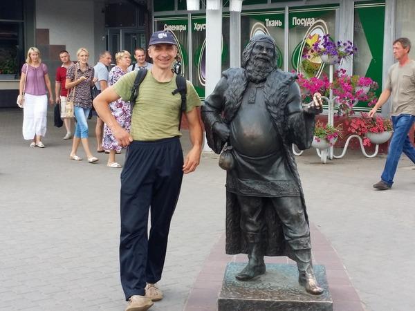 Экскурсия в Полоцк
