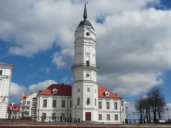 Могилёвская ратуша