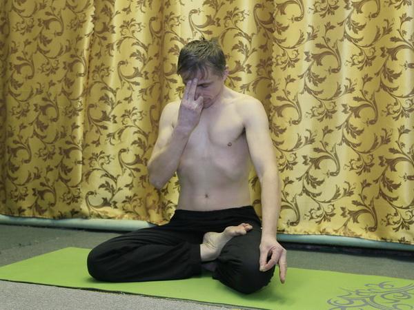 Йога дыхания