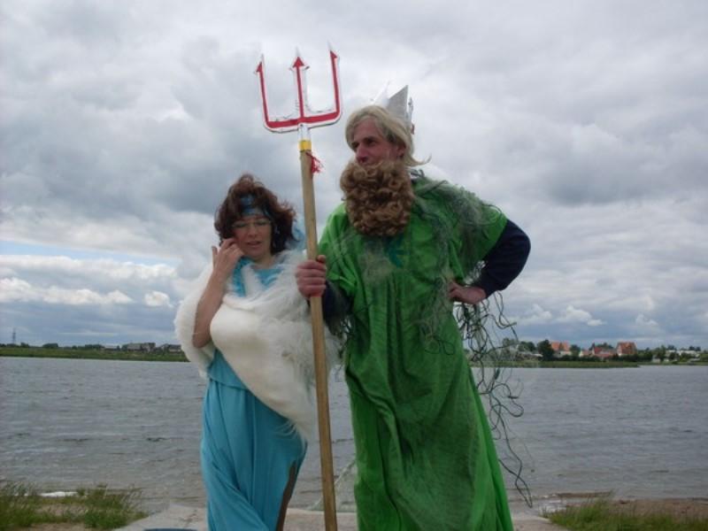 Июнь, Праздник Нептуна