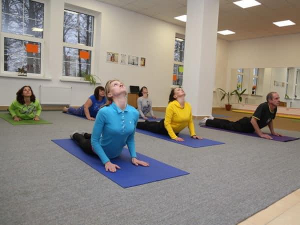 конкурс йоги