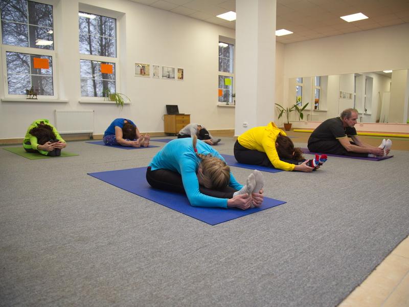 Йога, сетовый круговой тренинг