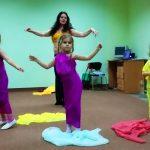 ритмика, хореография, детский театр