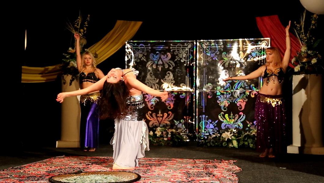 Ирина Мамаева, искусство танца